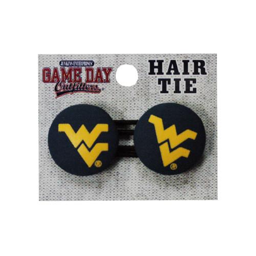 West Virginia Ponytail Holder Hair Tie