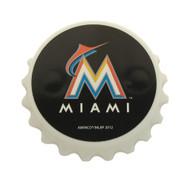Miami Marlins Magnet Bottle Opener