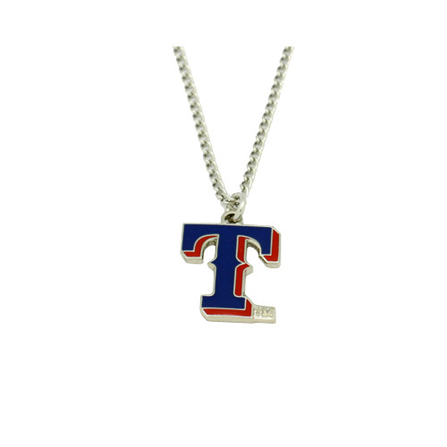 Texas Rangers Pendant Necklace