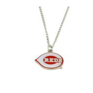 Cincinnati Reds Pendant Necklace