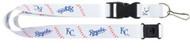 Kansas City Royals Baseball Stitches Lanyard