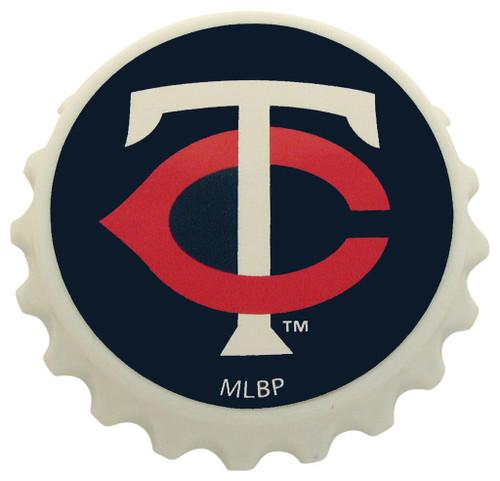 Minnesota Twins Magnet Bottle Opener