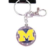 University of Michigan Impact Keychain