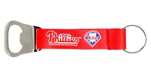 Philadelphia Phillies Lanyard Bottle Opener Keychain