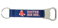 Boston Red Sox Lanyard Bottle Opener Keychain