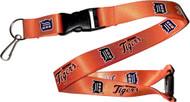 Detroit Tigers Lanyard Keychain