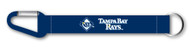 Tampa Bay Rays Lanyard Carabiner Keychain