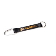 Baltimore Orioles Lanyard Carabiner Keychain