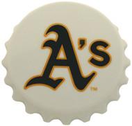 Oakland Athletics Magnet Bottle Opener