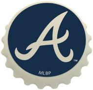 Atlanta Braves Magnet Bottle Opener