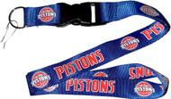 Detroit Pistons Lanyard Keychain