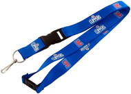 Los Angeles Clippers Blue New Logo Lanyard