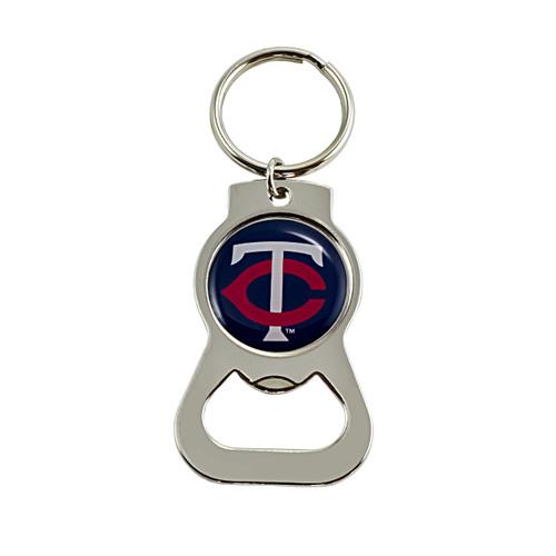 Minnesota Twins Bottle Opener Keychain (AM)