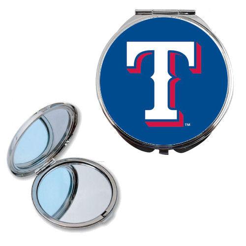 Texas Rangers Compact Mirror