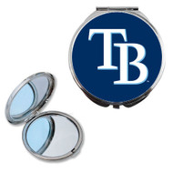 Tampa Bay Rays Compact Mirror