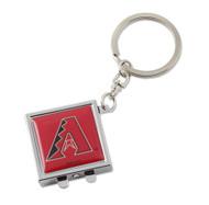Arizona Diamondbacks Compact Mirror Keychain