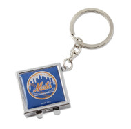 New York Mets Compact Mirror Keychain