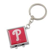 Philadelphia Phillies Compact Mirror Keychain
