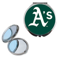 Oakland Athletics Compact Mirror