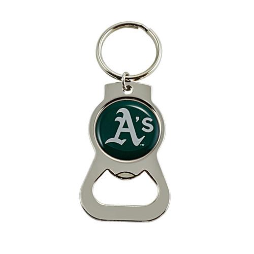Oakland Athletics Bottle Opener Keychain (AM)