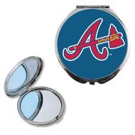 Atlanta Braves Compact Mirror