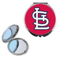 St Louis Cardinals Compact Mirror