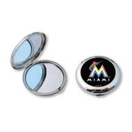 Miami Marlins Compact Mirror