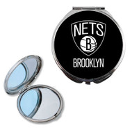 Brooklyn Nets Compact Mirror
