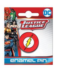 The Flash Enamel Pin