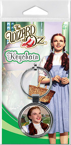 Wizard of Oz Dorothy Smiling Keychain