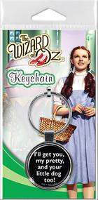 Wizard of Oz I'll Get you my pretty Keychain