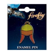 Firefly Jayne Hat Enamel Lapel Pin