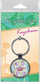 Golden Girls Rendering Keychain