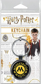 Harry Potter Ministry of Magic Keychain