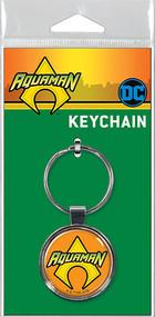 Aquaman Logo Keychain