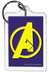 Marvel Comics Avengers Logo Keychain