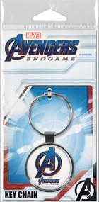Marvel Avengers Endgame Logo Keychain