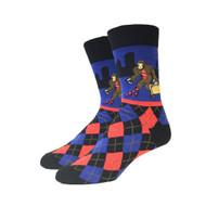 Professional Business Bigfoot One Size Fits Most Crew Socks