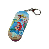 Princess Tin Box Key Chain