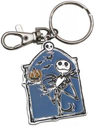 Jack Skull Pumpkin Nightmare Before Christmas Keychain