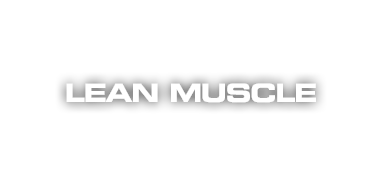Lean Muscle Supplements