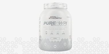 Pure Native Protein Isolate