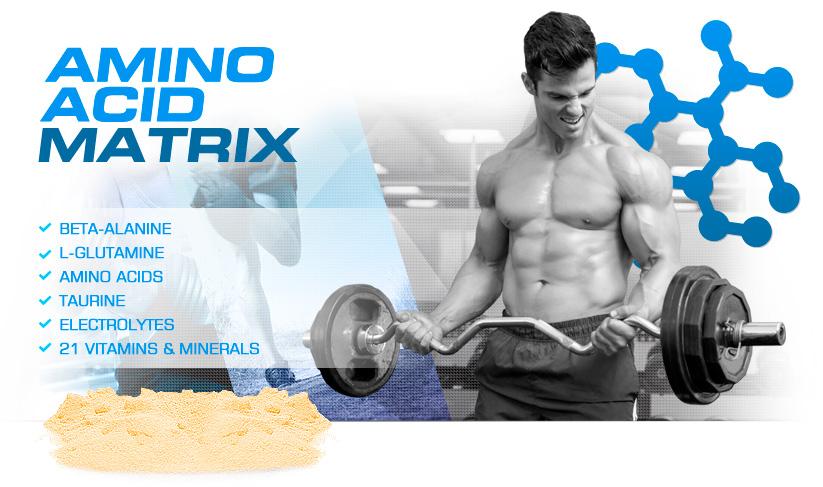 Intra Workout Matrix