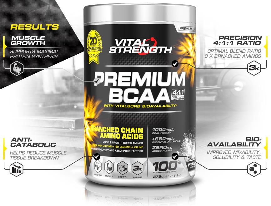BCAA Powder Benefits