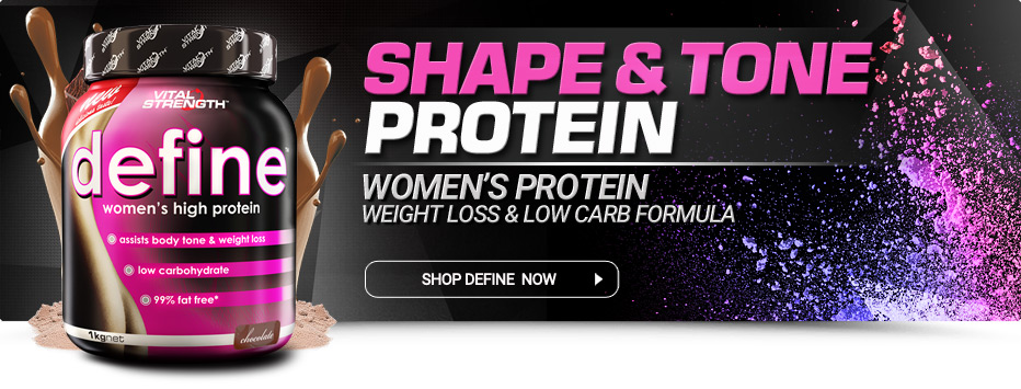 Buy Womens High Protein Powder
