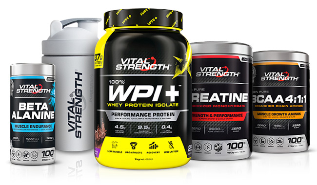 Elite Performance Bundle 1kg