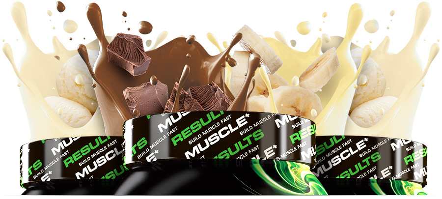 Vitalstrength Pro Muscle Protein Powder Flavours