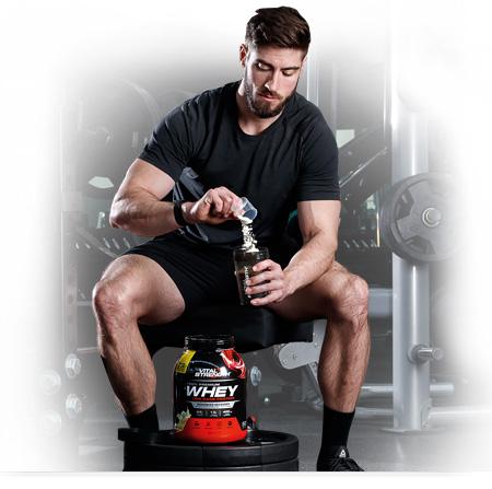 100% Whey Protein Powder Bundle 2kg