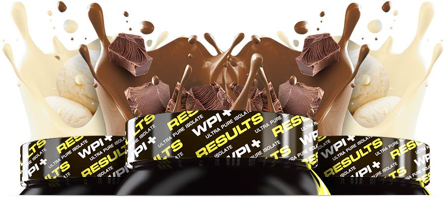 WPI+ Vitalstrength Flavours