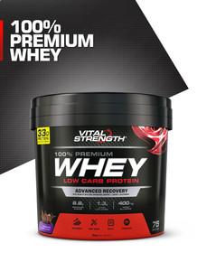 100% Premium Whey Protein 3kg